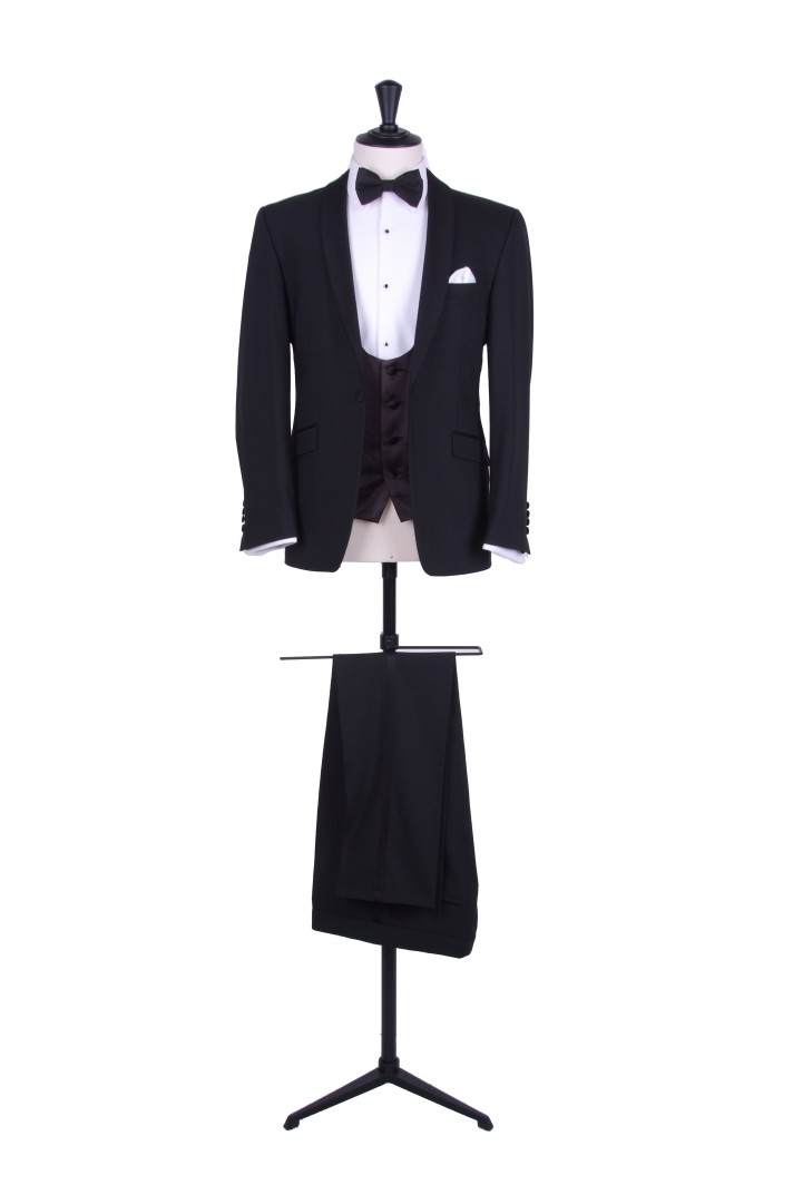 74d02d2dee0ac3 Light weight slim fit shawl collar dinner jacket - Anthony Formal Wear