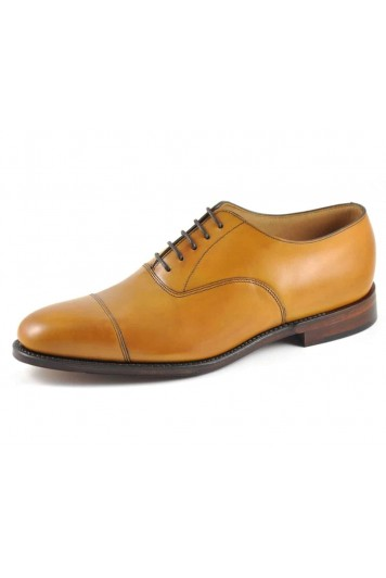 Loake aldwych tan oxford