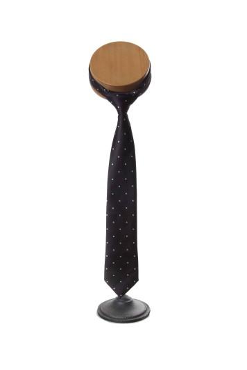 black spot wedding tie