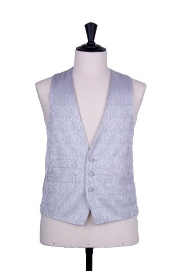 Breathe paisley wedding waistcoat