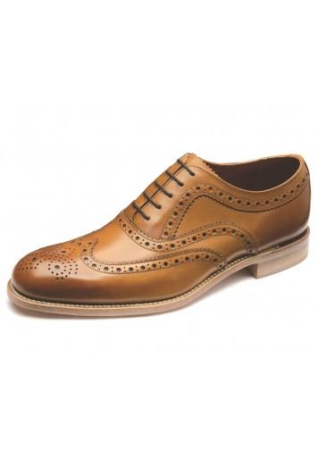 Loake fearnely tan shoe