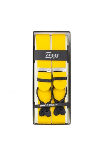 Box cloth yellow braces