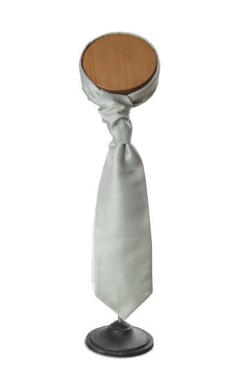 grooms green oxford cravat
