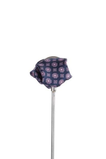 Italian spot Grooms wedding handkerchief