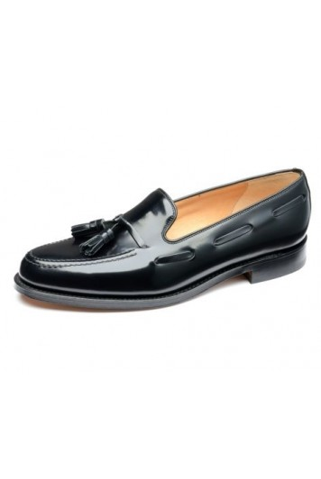 Loake Lincoln black shoes