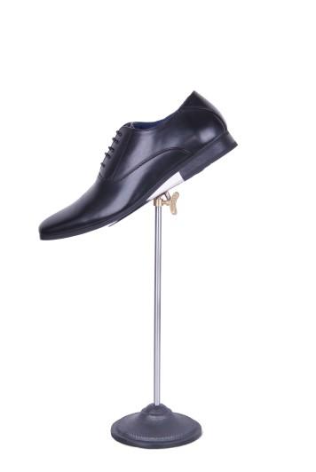 Black derby hire shoes