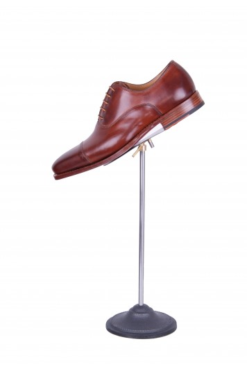Bespoke Brown toe cap oxford