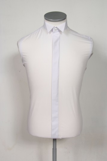 Evening wing collared shirt