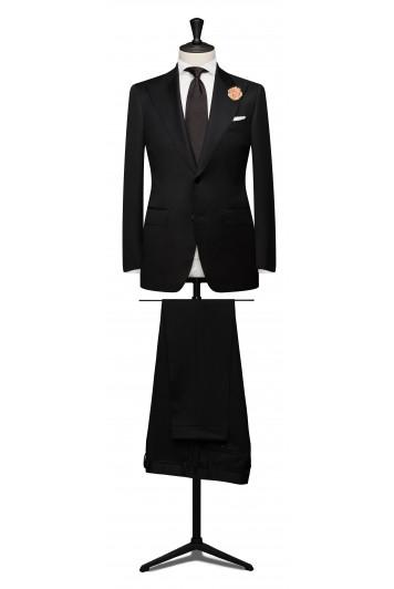 Black light wedding groom suit