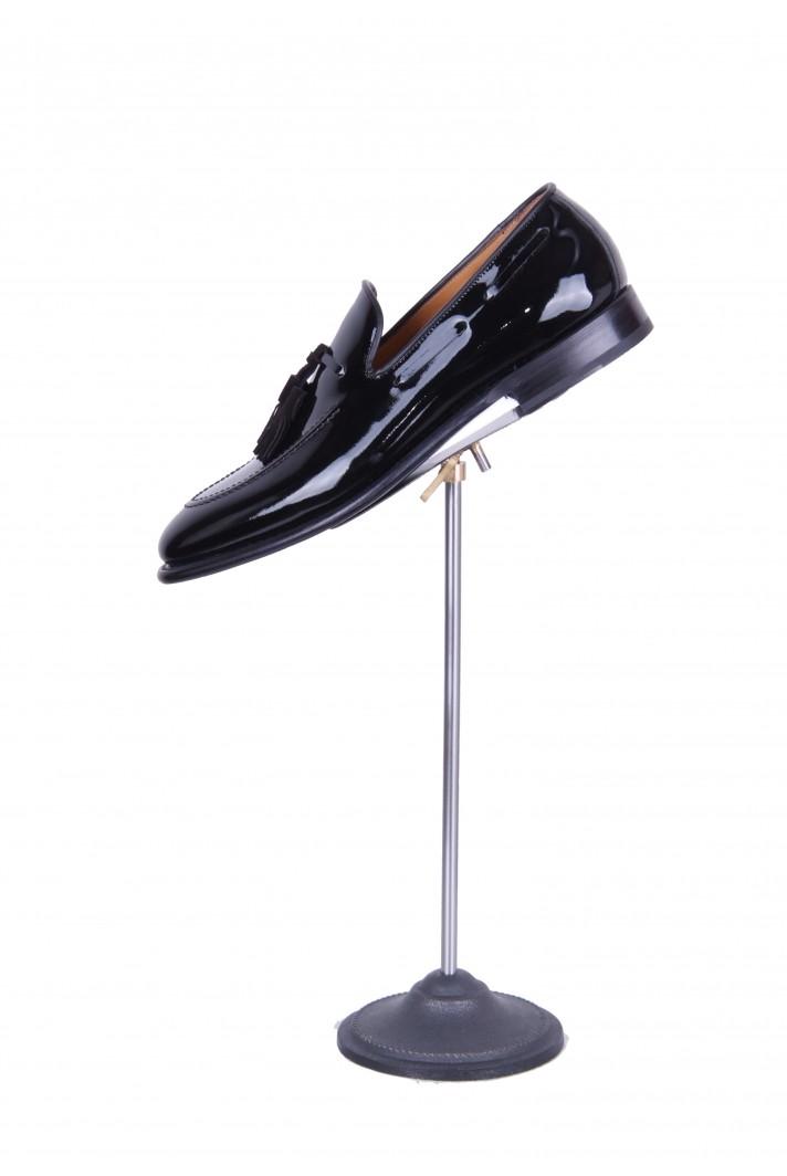 7b3999badb2cc Loafer bespoke shoes | groom wedding shoes - Anthony Formal Wear