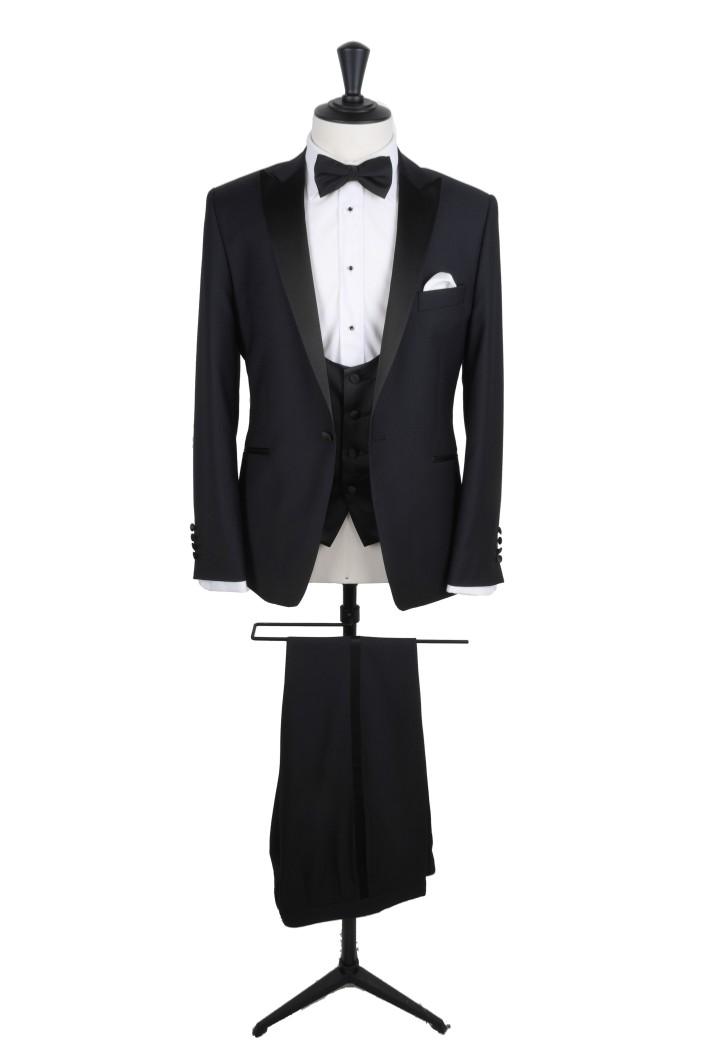 7581706684aa6e Evening suit hire | slim fit dinner suit hire |tuxedo hire - Anthony ...